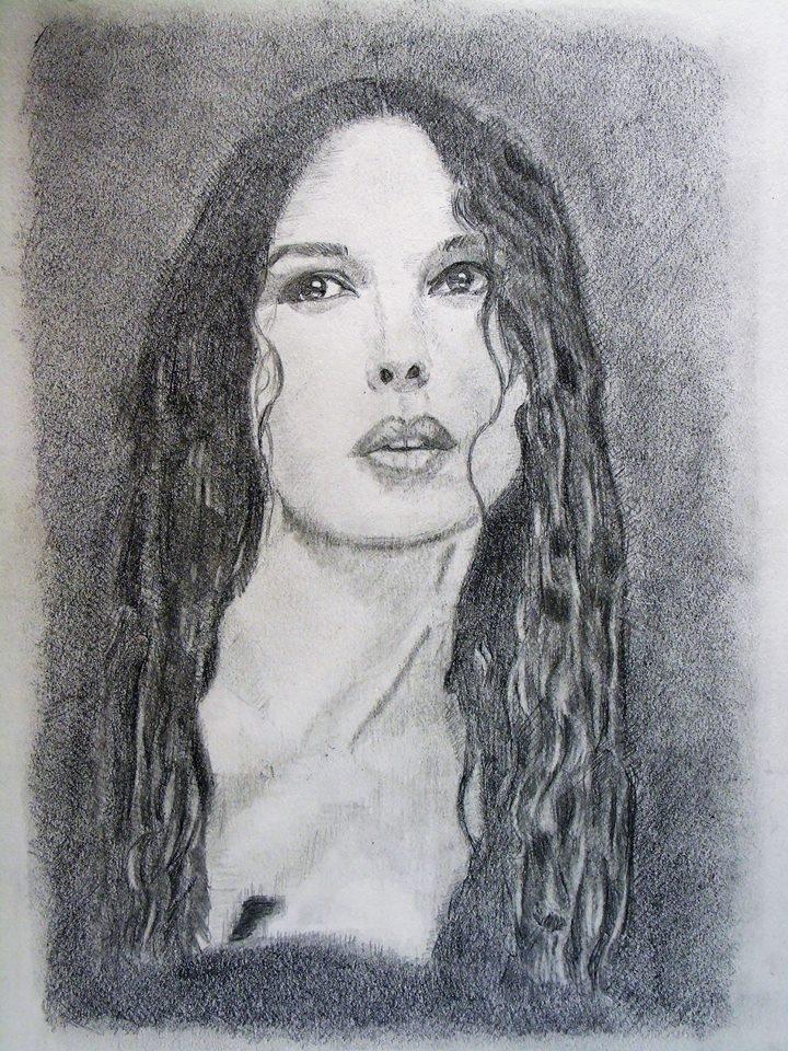 Monica Bellucci por JFG